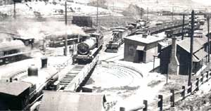 Eskbank Locomotive Depot